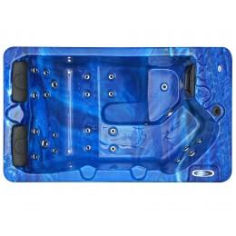 Jacuzzi esterno SPAtec 300B blu