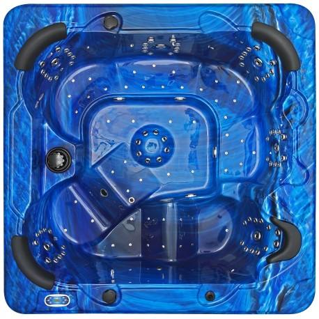 Jacuzzi esterno SPAtec 800B blu