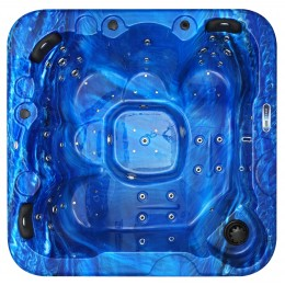 Jacuzzi esterno SPAtec 700B blu