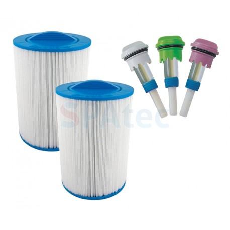 Pack di filtri e aroma minipiscina