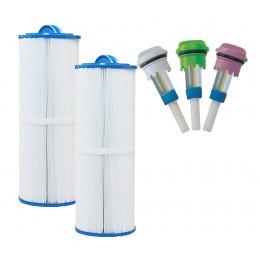 Pack di filtri e aromi a scelta