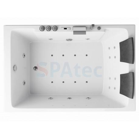Vasca idromassaggio Spatec Duo 130